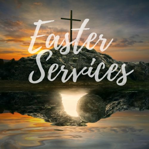 Easter Service - Take It All! - 4-12-2020